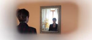 Federica Vignoli allo specchio Chi sono